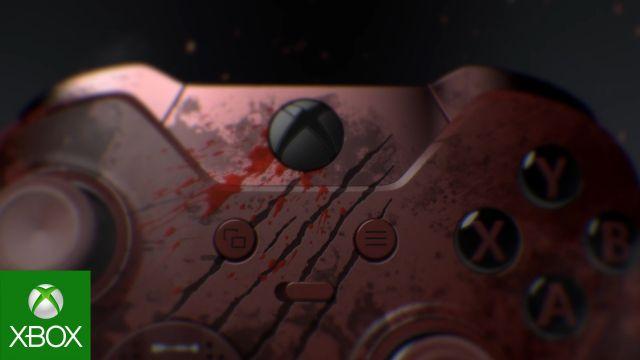 Gears of War'a özel Elite Controller Tanıtıldı