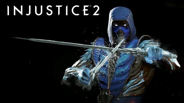 Sub Zero Injustice 2'ye geldi!