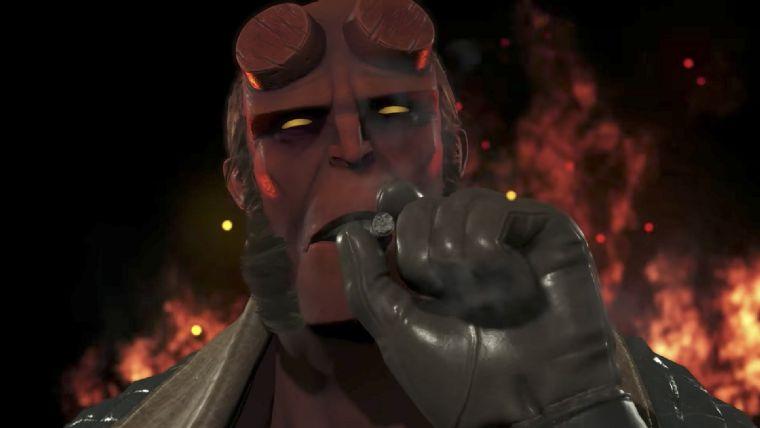 Injustice 2 için Hellboy, Raiden ve Black Manta duyuruldu