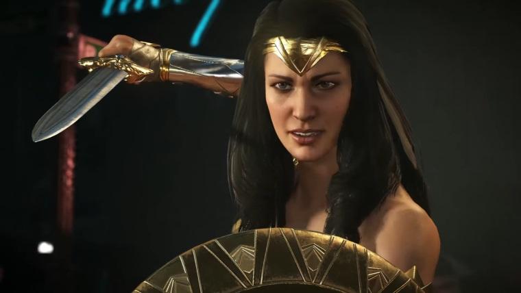Injustice 2 için Justice League kostümleri geldi