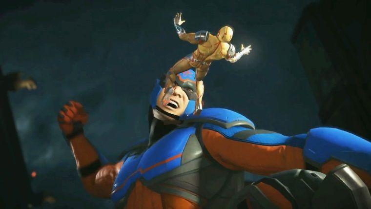 Injustice 2 için Atom oynanış videosu geldi
