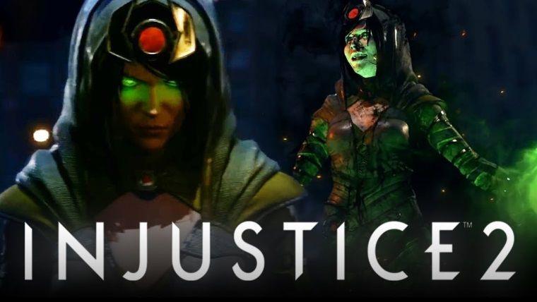 Injustice 2 için Enchantress oynanış videosu geldi