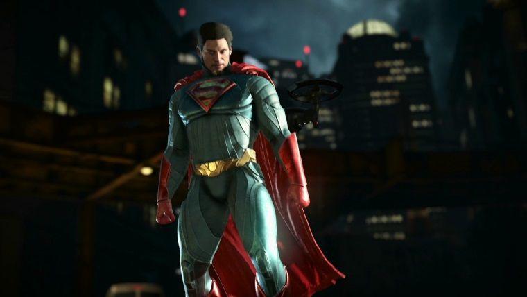 Injustice 2 Legendary Edition'ın çıkış tarihi sızdırıldı
