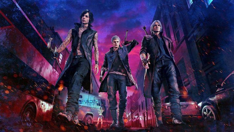 Devil May Cry 5'in ilk inceleme puanları belli oldu