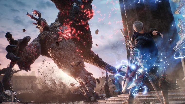 Devil May Cry 5, Capcom'un en büyük ikinci PC çıkışını yaptı