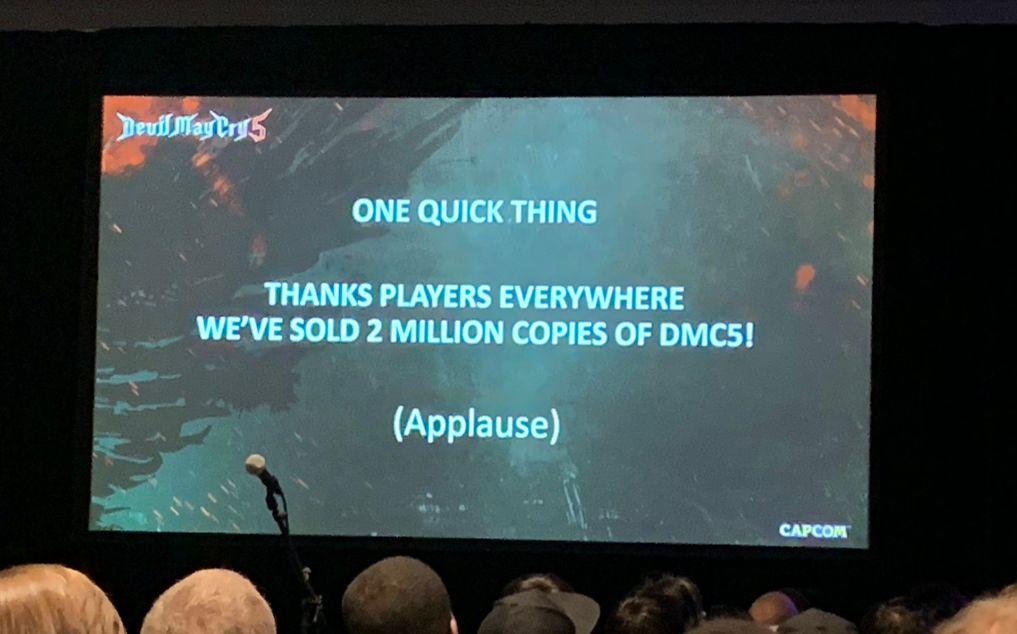 Devil May Cry 5'in satış rakamı açıklandı