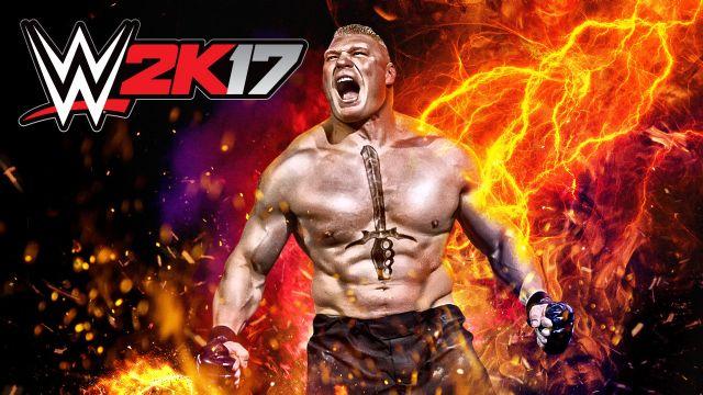 WWE 2K17'nin kapak yıldızı belli oldu
