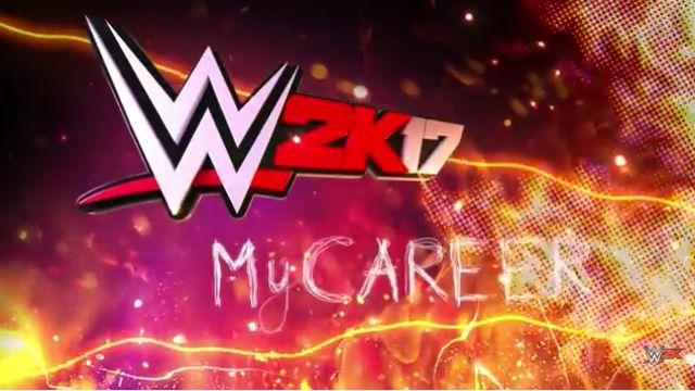 WWE 2K17'nin kariyer modu için video yayınlandı