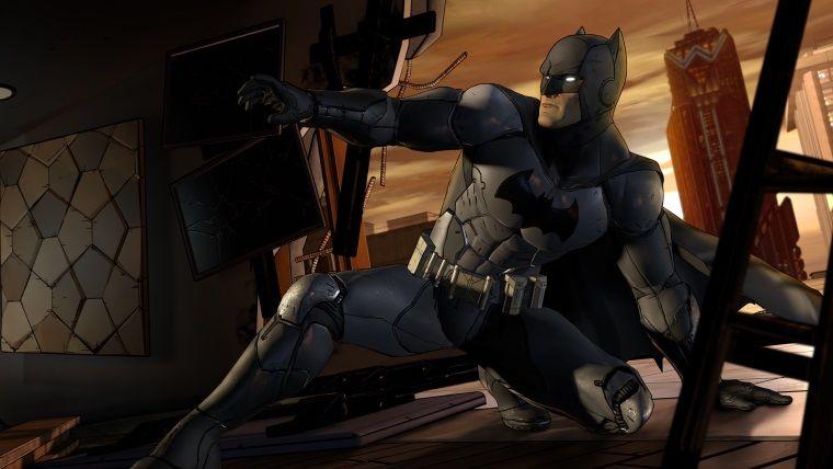 The Telltale Batman Shadows Edition Steam ve Xbox One'da satışa sunuldu