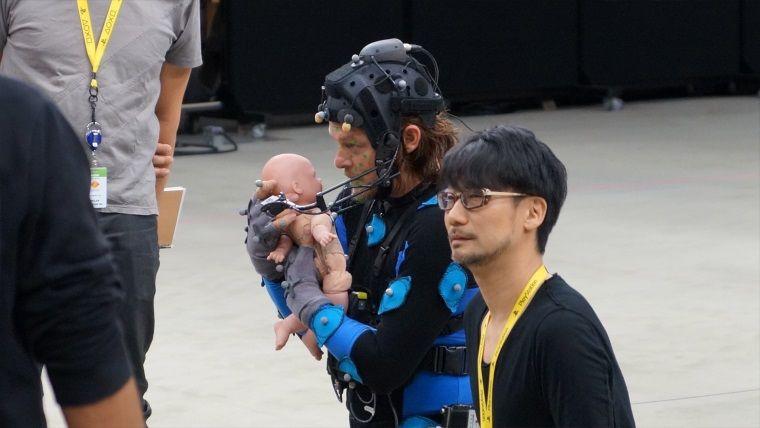 Hideo Kojima Death Stranding'in yeni videosu üzerinde çalışıyor