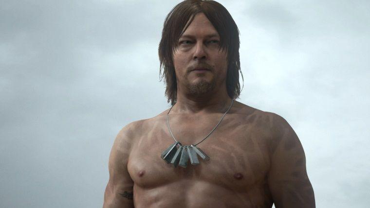 Hideo Kojima Death Stranding'ten bir ekran görüntüsü paylaştı