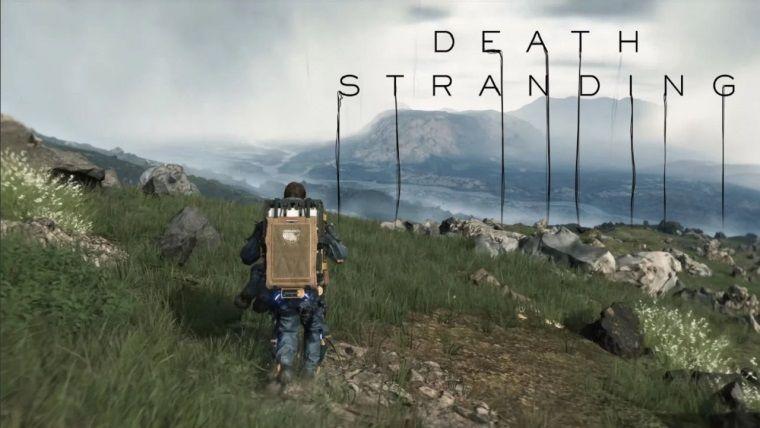 Death Stranding için uzun bir oynanış videosu yayınlandı