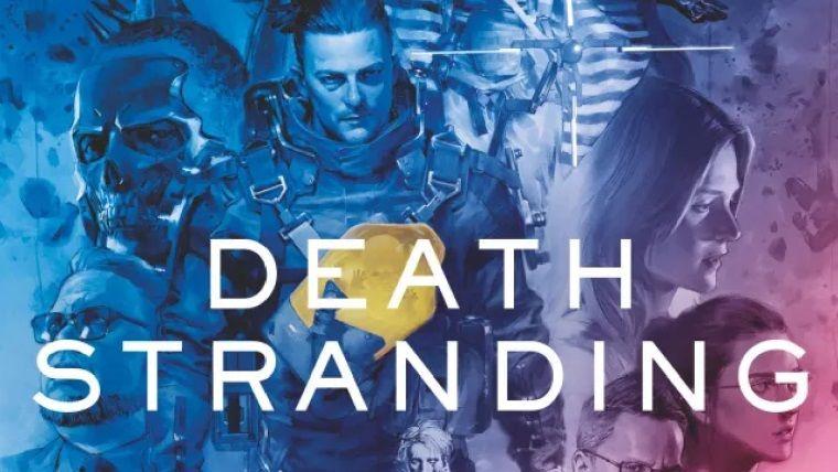 Death Stranding için kitap yazılıyor