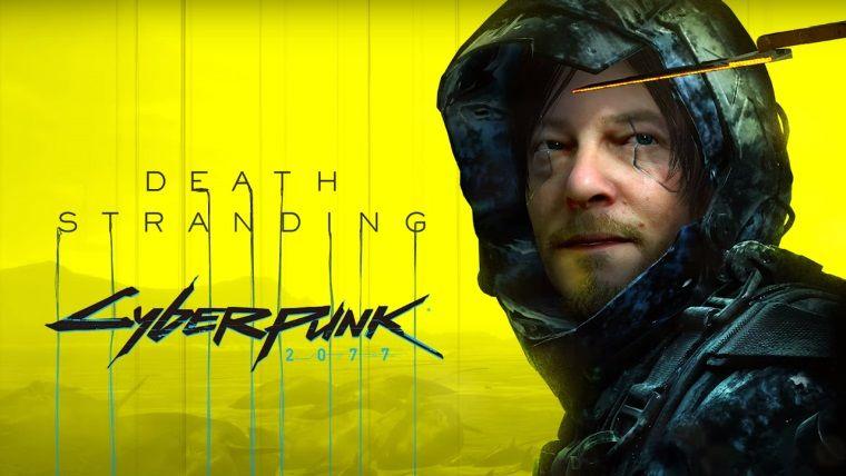 Death Stranding Cyberpunk 2077 için özel bir güncelleme aldı