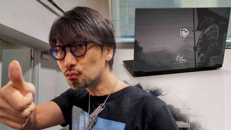 Hideo Kojima Monster Notebook paylaşımı yaptı