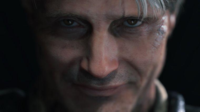 Death Stranding, PlayStation Experience'da gösterilebilir