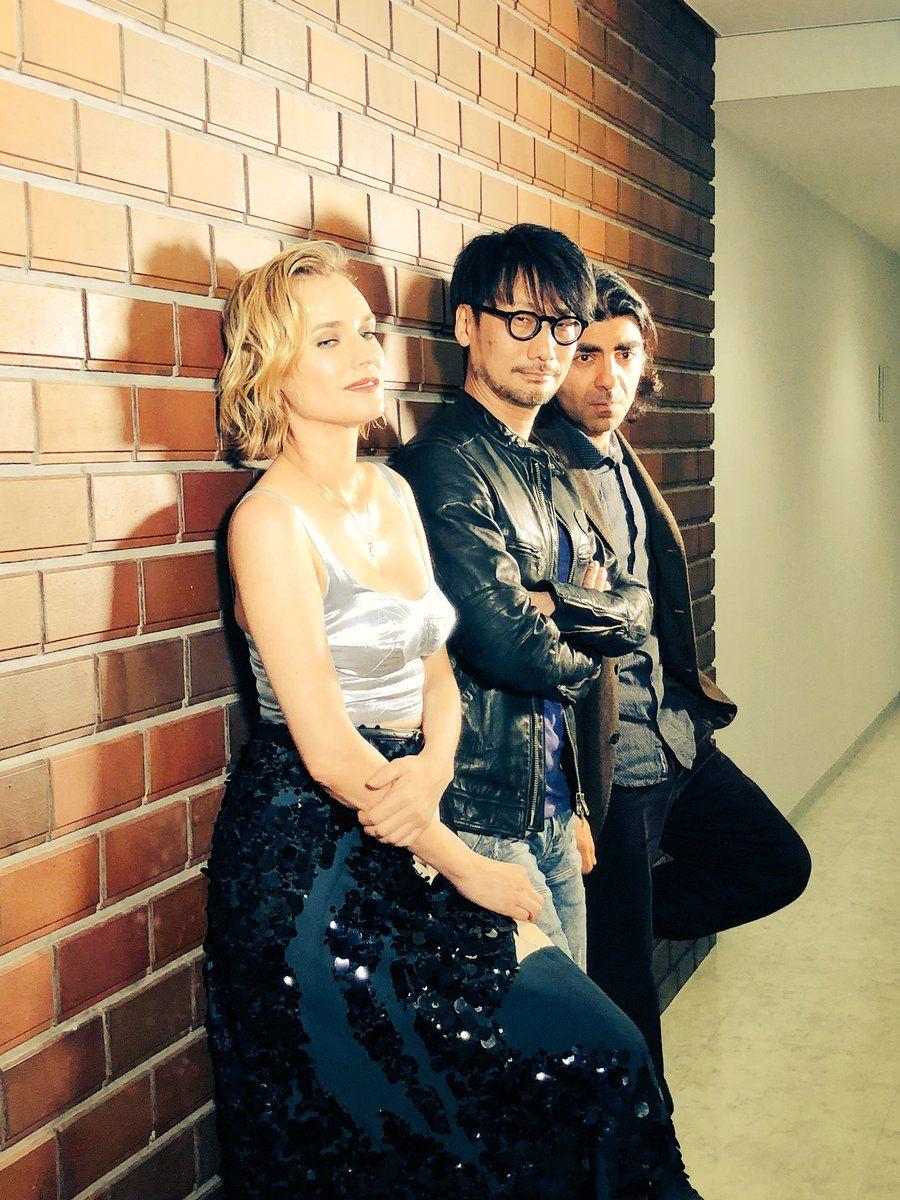 Hideo Kojima ve Türk yönetmen Fatih Akın neden bir araya geldi?