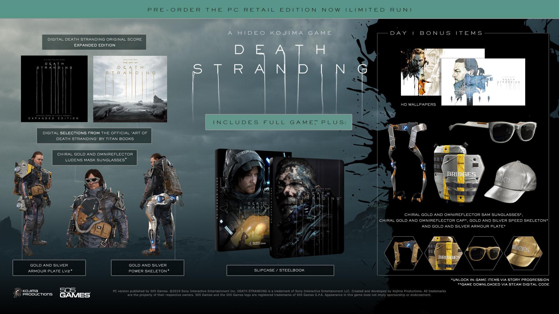 Death Stranding in PC sürümü 2 haziranda çıkacak