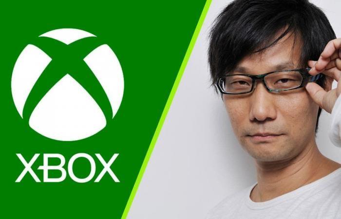 Hideo Kojima, Xbox'a oyun geliştirmek için anlaşmaya varmak üzere