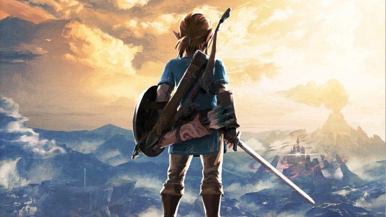 The Legend of Zelda: BotW ödülleri toplamaya devam ediyor