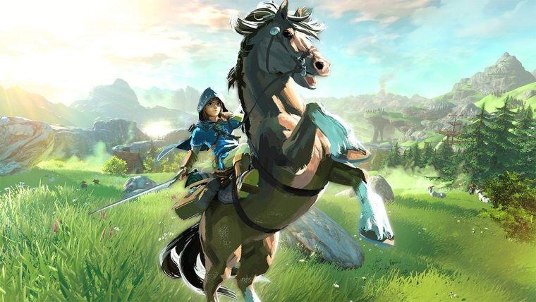 The Legend of Zelda: Breath of the Wild ödüllere doymuyor