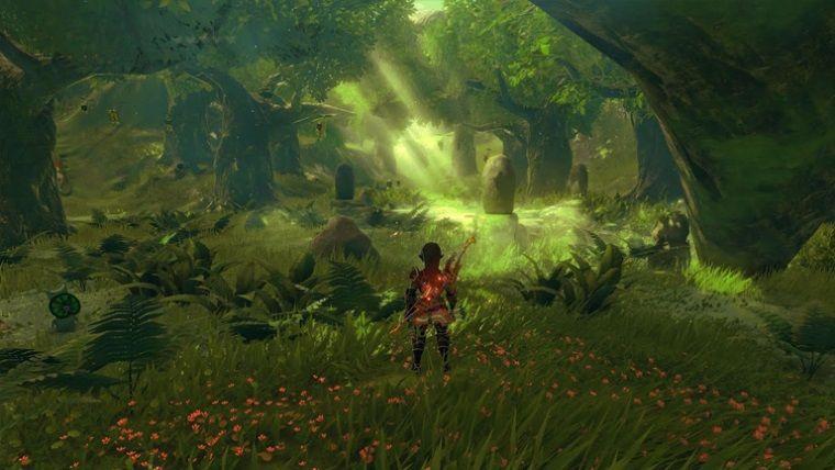 Zelda: Breath of the Wild 8K RTX ile harika görünüyor