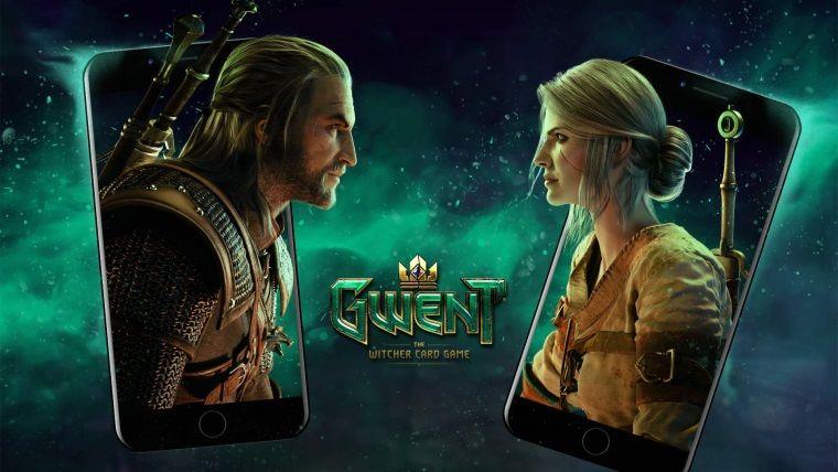 Witcher kart oyunu Gwent, Steam'de yayınlandı