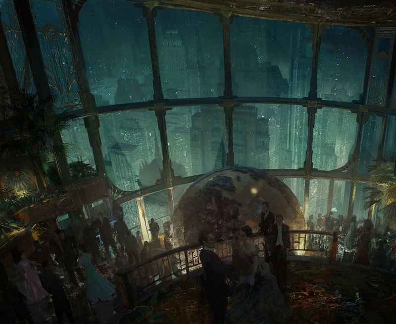 Bioshock Evreni: Bölüm 2 - Deniz fenerine ilk adım