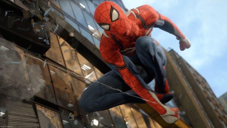 PS4'ün beklenen oyunu SpiderMan'in çıkış tarihi açıklandı