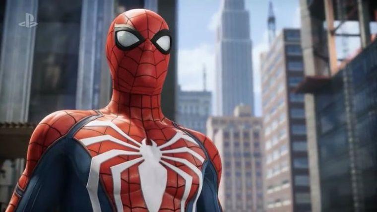 Yeni Spider-Man oyunu için yapılan E3 posteri çok iyi duruyor