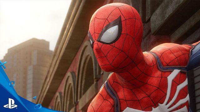 Yeni Spider-Man'de ağ atmak oyuncuyu zorlayacak