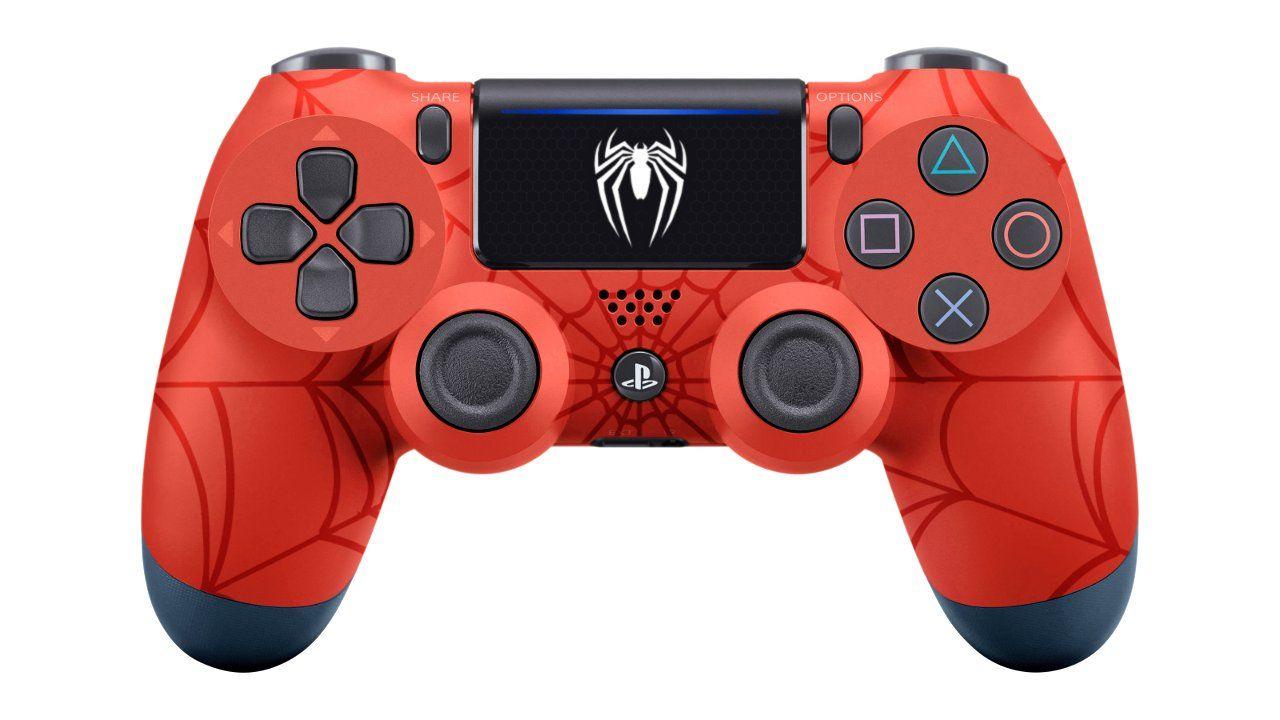 Birisi Spider-Man oyunu için Dualshock yaptı ve sonuç harika