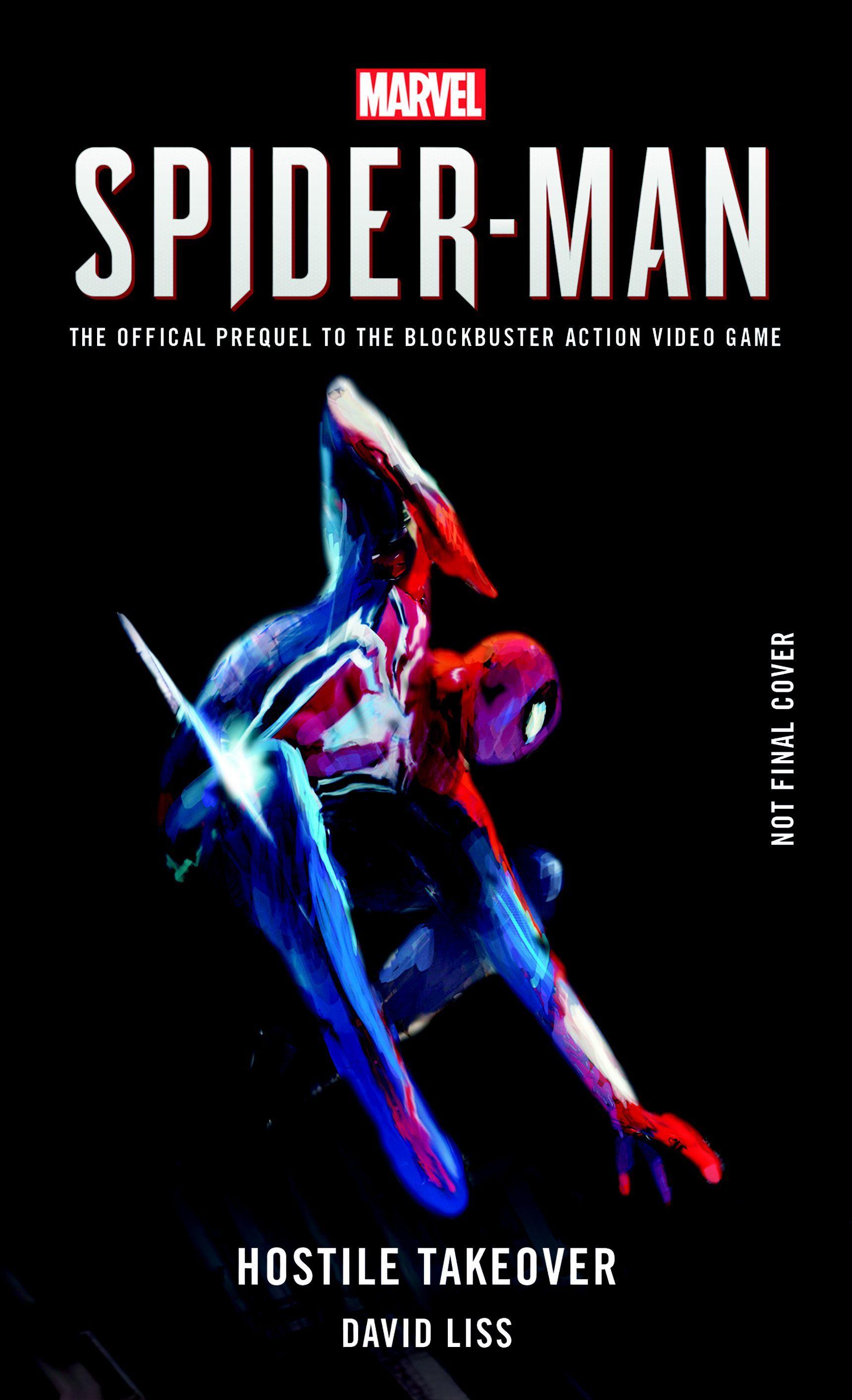Spider-Man için oyunun öncesini anlatan bir kitap geliyor