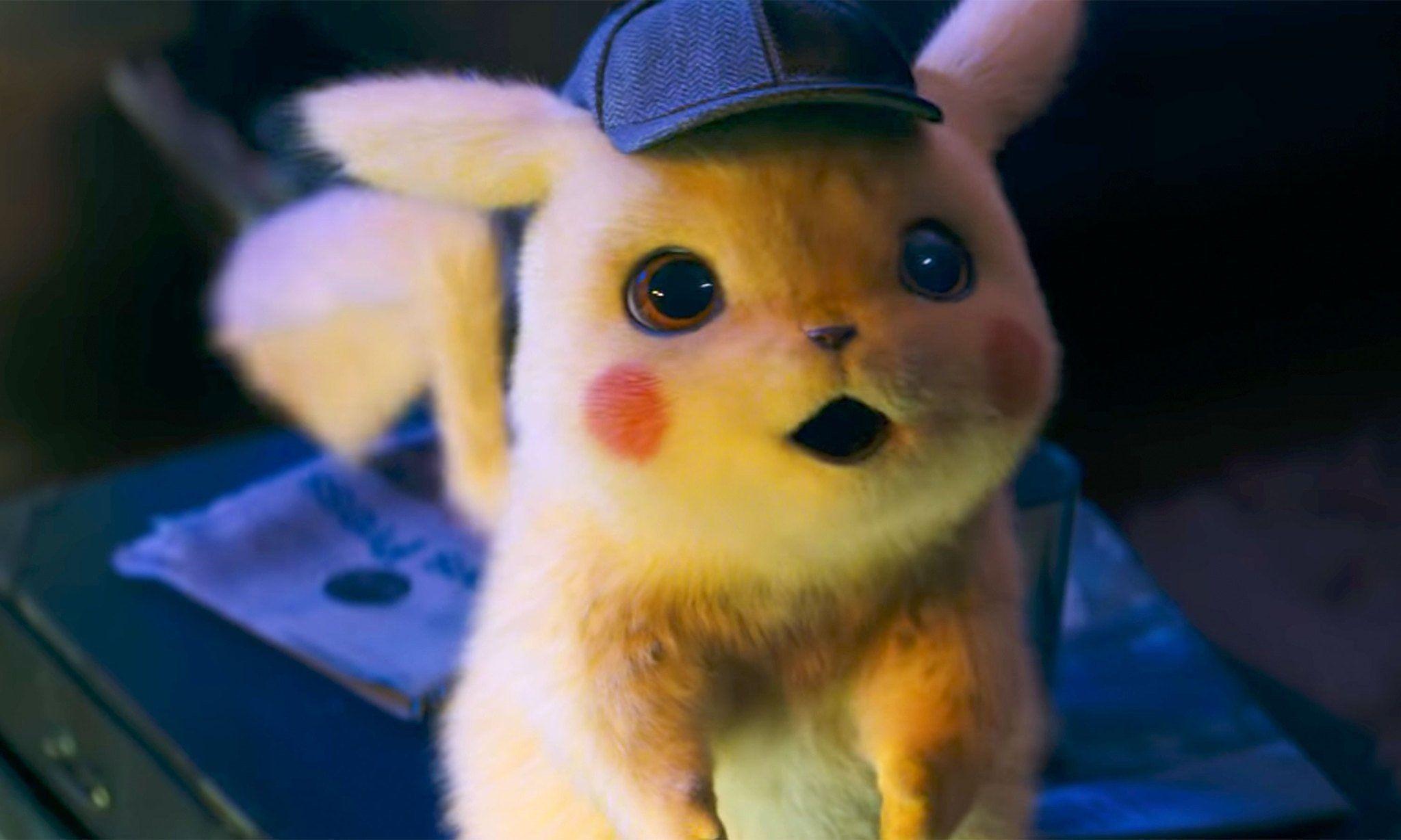 Detective Pikachu filmini izledik