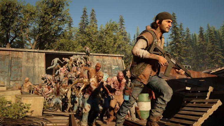 PS4'ün yeni oyunu Days Gone'ın açık dünya haritası belli oldu