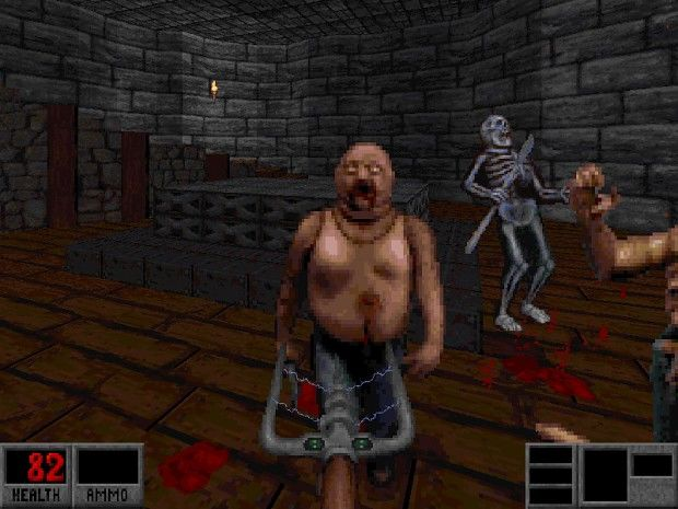 Klasik FPS oyunu Blood'a ait silah eklentisi güncellendi