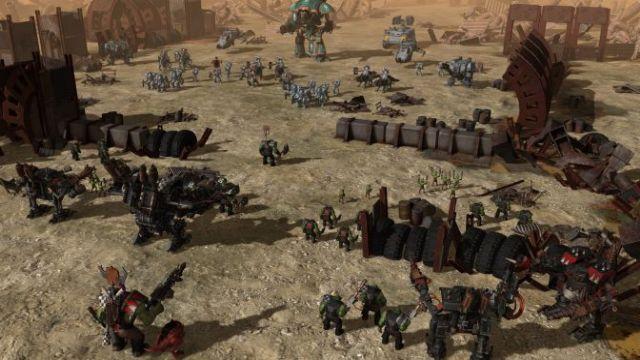 Warhammer 40K: Sanctus Reach duyuruldu!