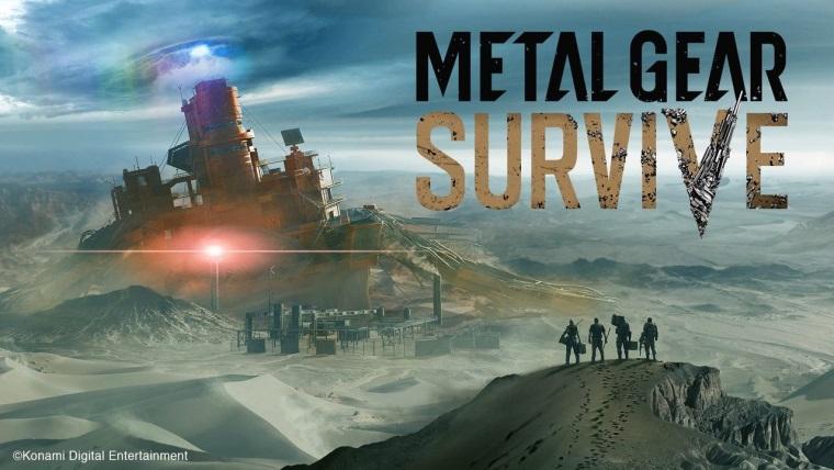 Metal Gear Survive'ın çıkış tarihi açıklandı