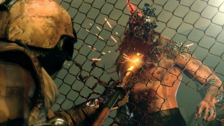 Metal Gear Survive'ın hikaye modundan video geldi
