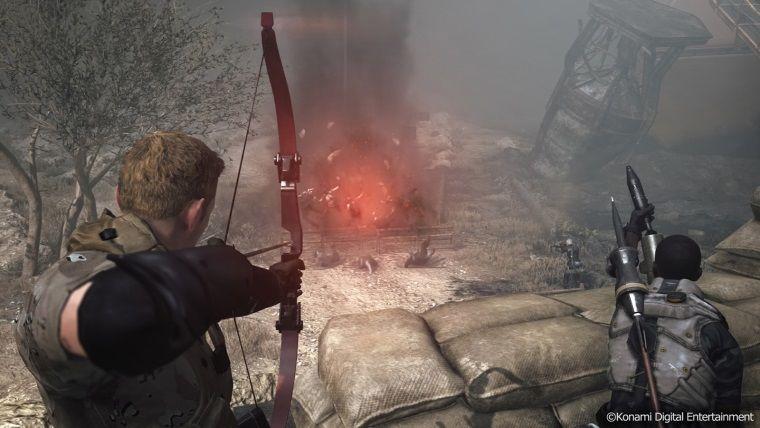 Metal Gear Survive'in açık betası yakında oyunculara açılacak