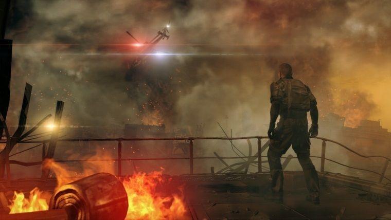 Metal Gear Survive'ın betası bu sefer PC için de duyuruldu