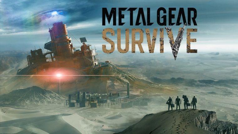 Bugün çıkacak Metal Gear Survive'ın çıkış videosu yayınlandı