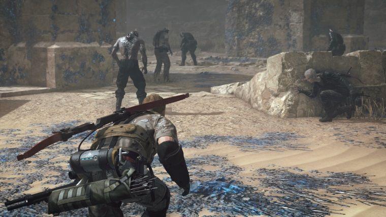 Metal Gear Survive'da oyunu kaydetmek için para vermeniz gerekli