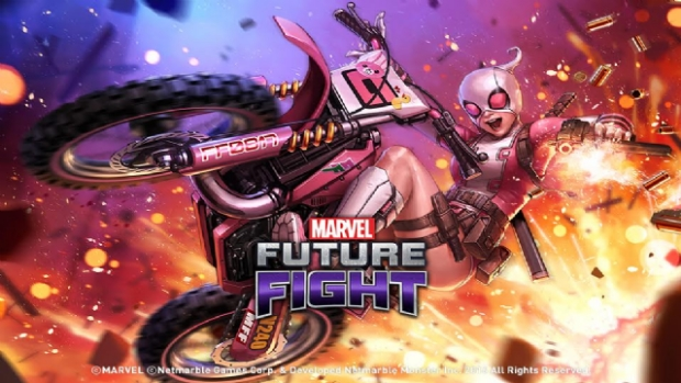 Marvel Future Fight'a yeni Avengers ekibi ve Gwenpool geliyor