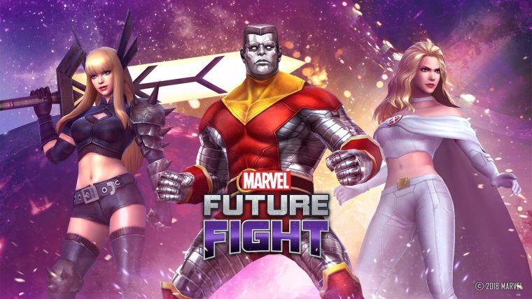 Marvel Future Fight'a 4 yeni X-Men kahramanı daha katıldı