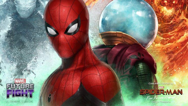 MARVEL Future Fight'a Molten Man, Hydro-Man ve Electro katılıyor