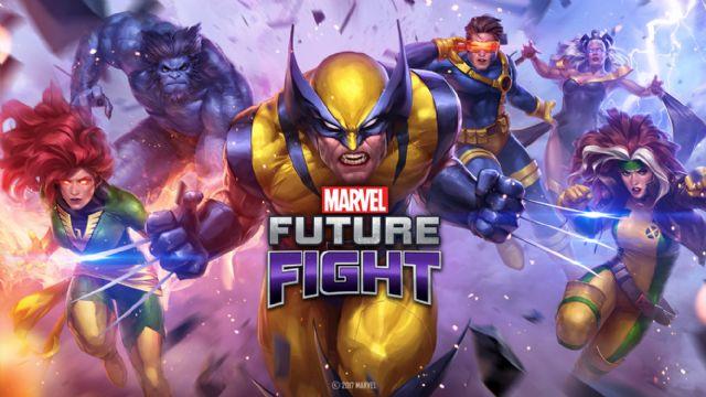 Marvel Future Fight'a X-Men karakterleri geliyor