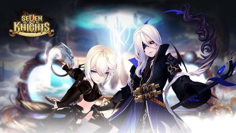 Mobil RPG türündeki Seven Knights'a 4 yeni kahraman katıldı