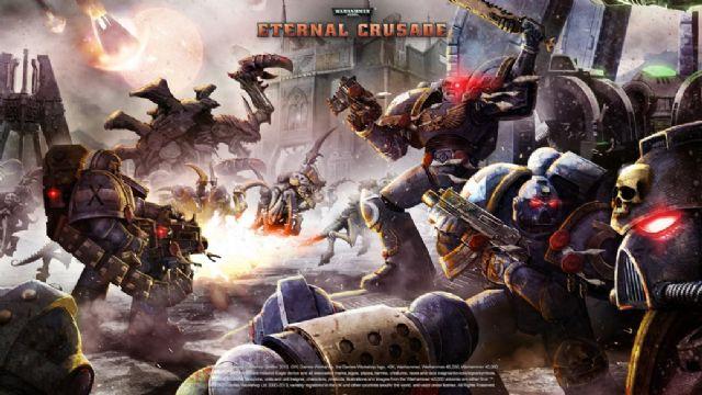 Warhammer 40K: Eternal Crusade'ın çıkış tarihi kesinleşti