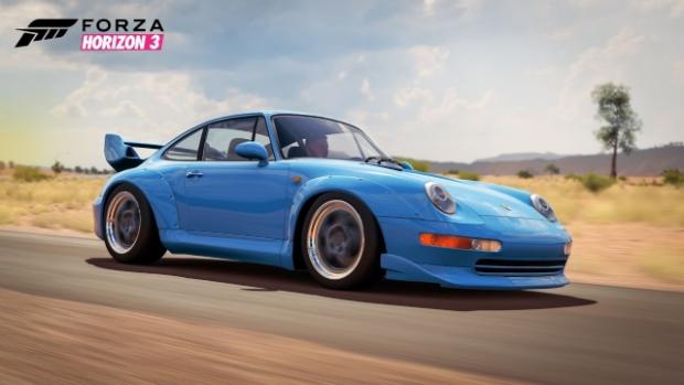 Forza Horizon 3'e optimizasyon yaması geliyor